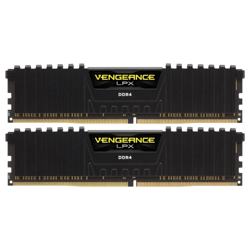 Оперативная память Corsair Vengeance LPX 2x8GB DDR4 PC4-19200 [CMK16GX4M2A2400C16] в  магазине Терабит Могилев