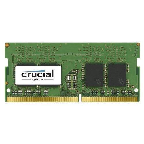 Оперативная память Crucial 4GB DDR4 SODIMM PC4-19200 [CT4G4SFS624A] в  магазине Терабит Могилев