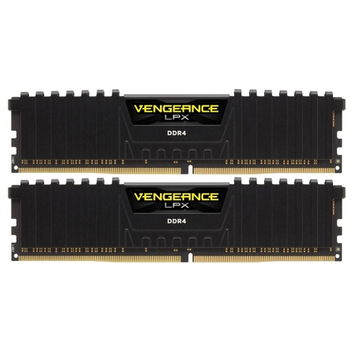 Оперативная память Corsair Vengeance LPX 2x16GB DDR4 PC4-25600 CMK32GX4M2B3200C16R в  магазине Терабит Могилев